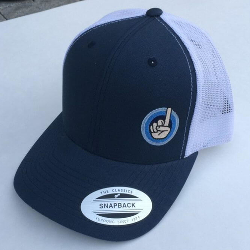 Trucker Hat - Blue-White 2016.jpg